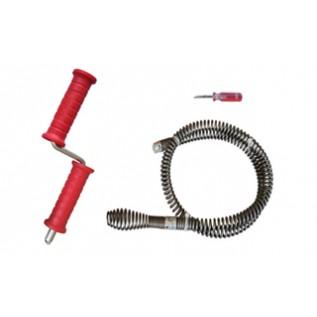 Спирали для прочистки труб