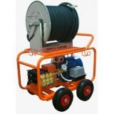 Аппараты для очистки канализационных труб с электроприводом (4)